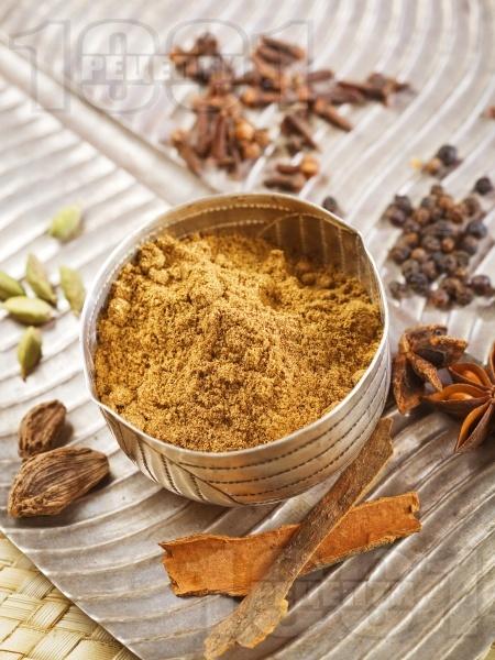 Гарам масала - индийски микс от подправки - снимка на рецептата